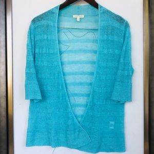 Eileen Fisher light cardigan